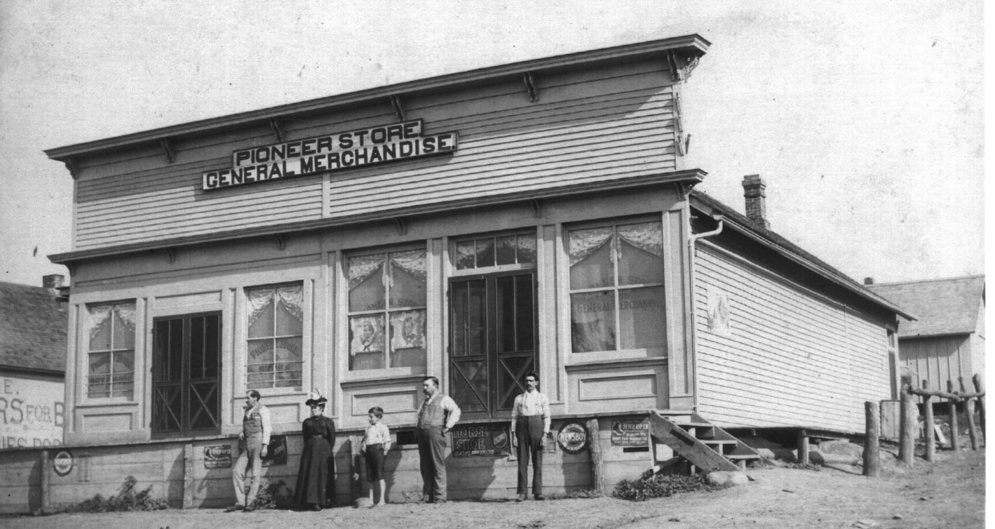 General Store in Carbon