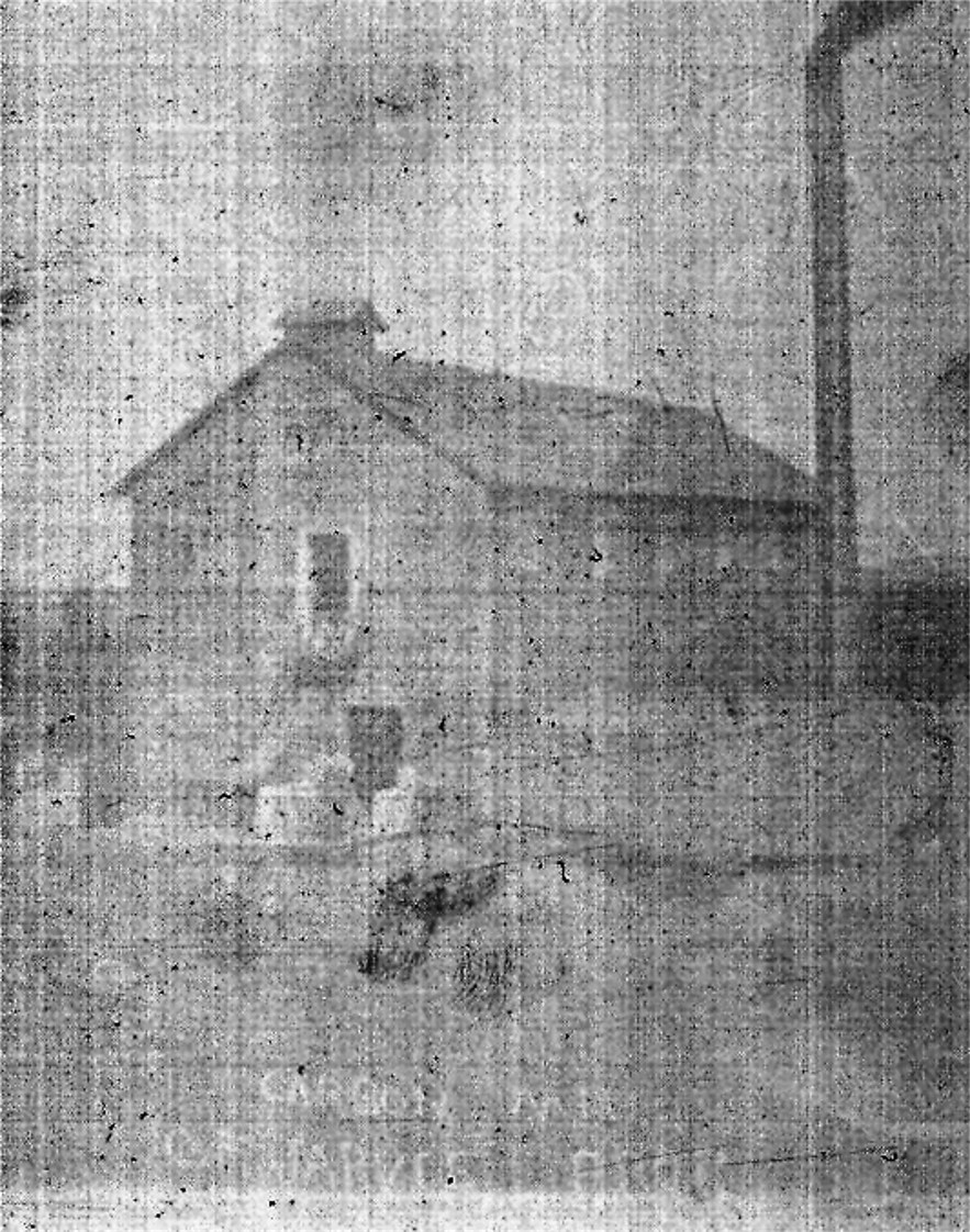 Carbon Mill torn down in 1918